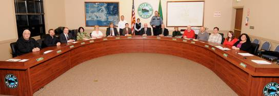 Hoquiam City Council Chambers