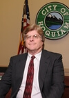 Hoquiam City Attorney Steve Johnson