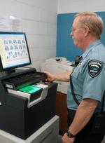 Fingerscan Equipment